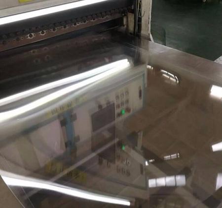 PET透明光片的五大应用领域