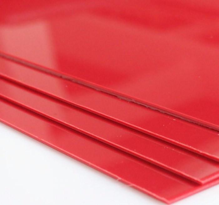 PET彩色片-红色光片